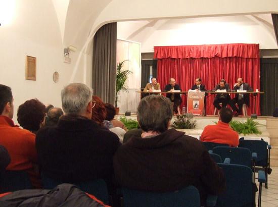 Massimo Campanini a Com&Te 2007