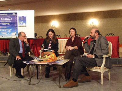 Maria Giovanna Luini a Com&Te 2008