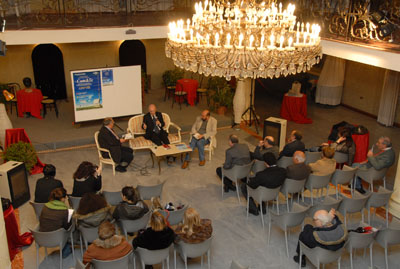 Roberto Arditti a Com&Te 2008